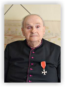 Ksiądz Prałat Edmund Cisak